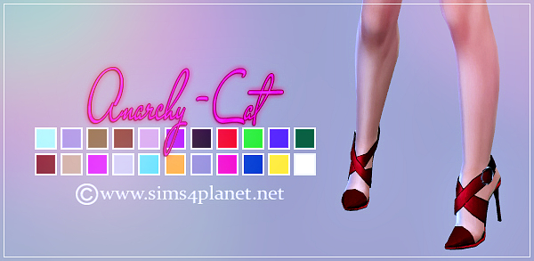 Madlen Kharis Shoes by Anarchy-Cat
