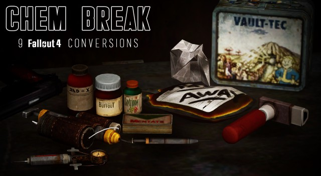 Fallout 4 - Chem Break by LolaBourbonSims