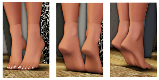 Tip-Toes by sukusims