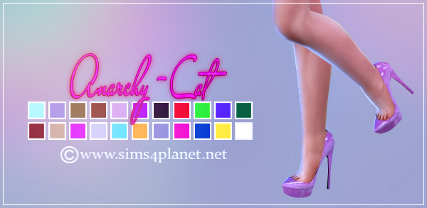 Madlen Makahari Shoes by Anarchy-Cat