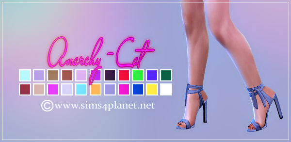 Madlen Zannone Shoes by Anarchy-Cat