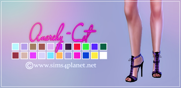 Madlen Smyrna Shoes by Anarchy-Cat