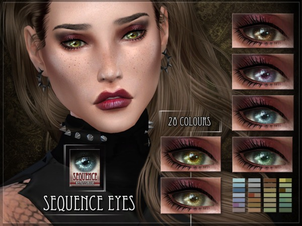 Sequence Eyes by RemusSirion