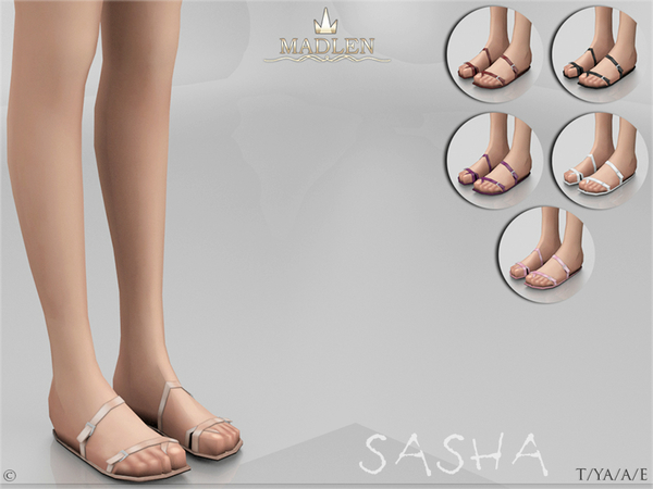 Madlen Sasha Shoes by MJ95