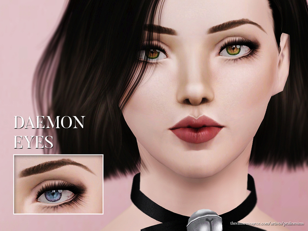 Daemon Eyes by Pralinesims