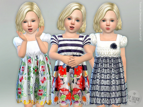 Toddler Dresses Collection P25 by lillka
