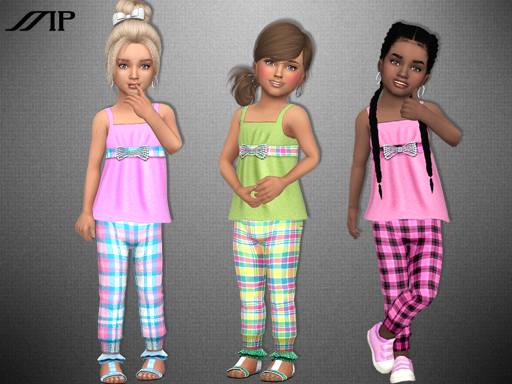 MP Toddler Suzie's Tops and Pants