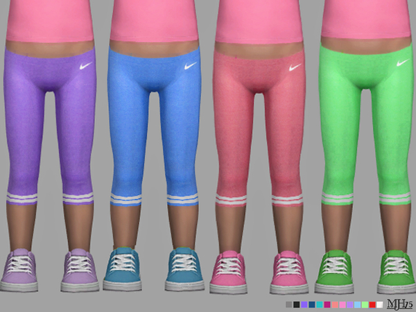 S4 Sports Pro Toddler Leggings [M/F] by Margeh-75
