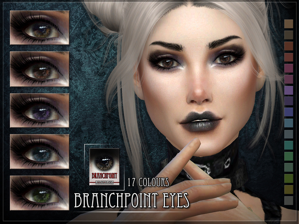 Branchpoint Eyes by RemusSirion
