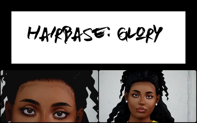 Glory Hairbase SL by Applekissims