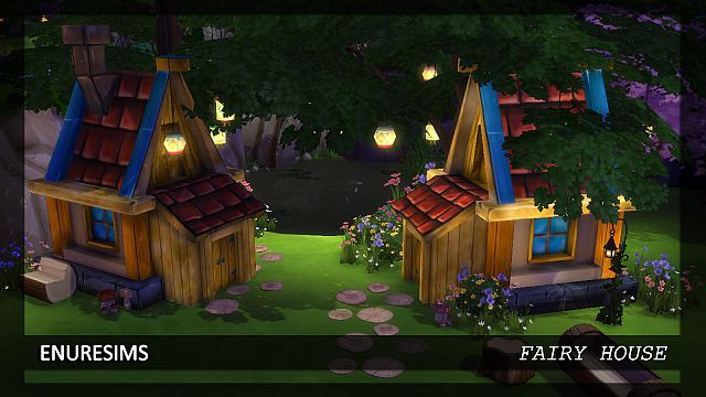 Fairy House (tent) by EnureSims