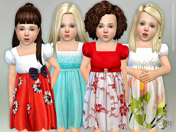 Toddler Dresses Collection P26 by lillka