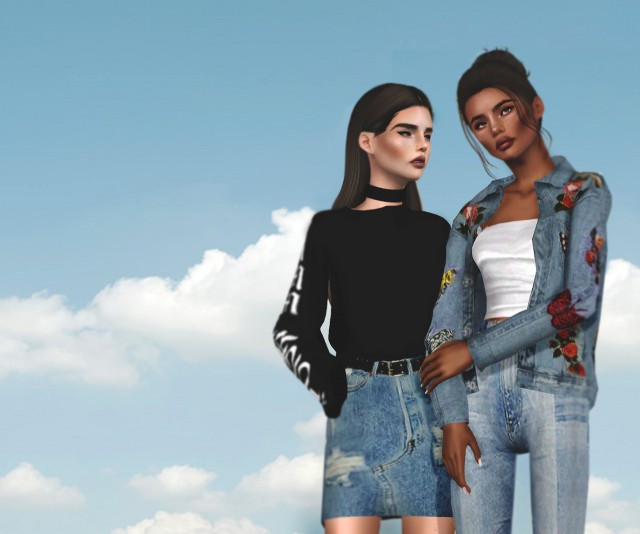 EVB Clothing - May Spring Collection by OPSIMS & Candycanesugary