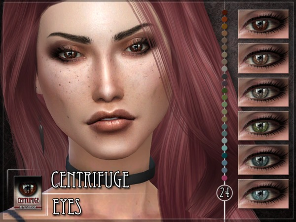 Centrifuge Eyes - Default&Facepaint by RemusSirion