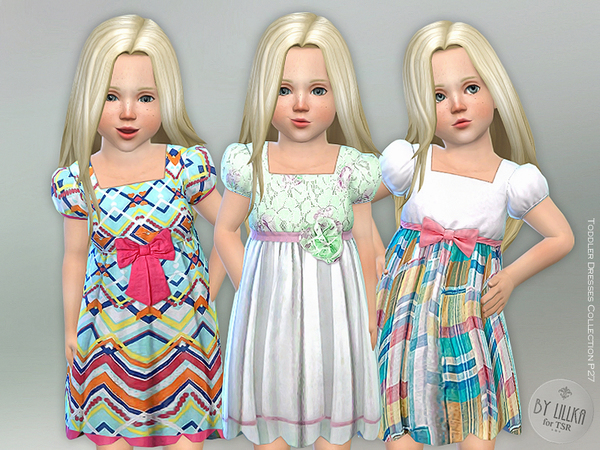 Toddler Dresses Collection P27 by lillka