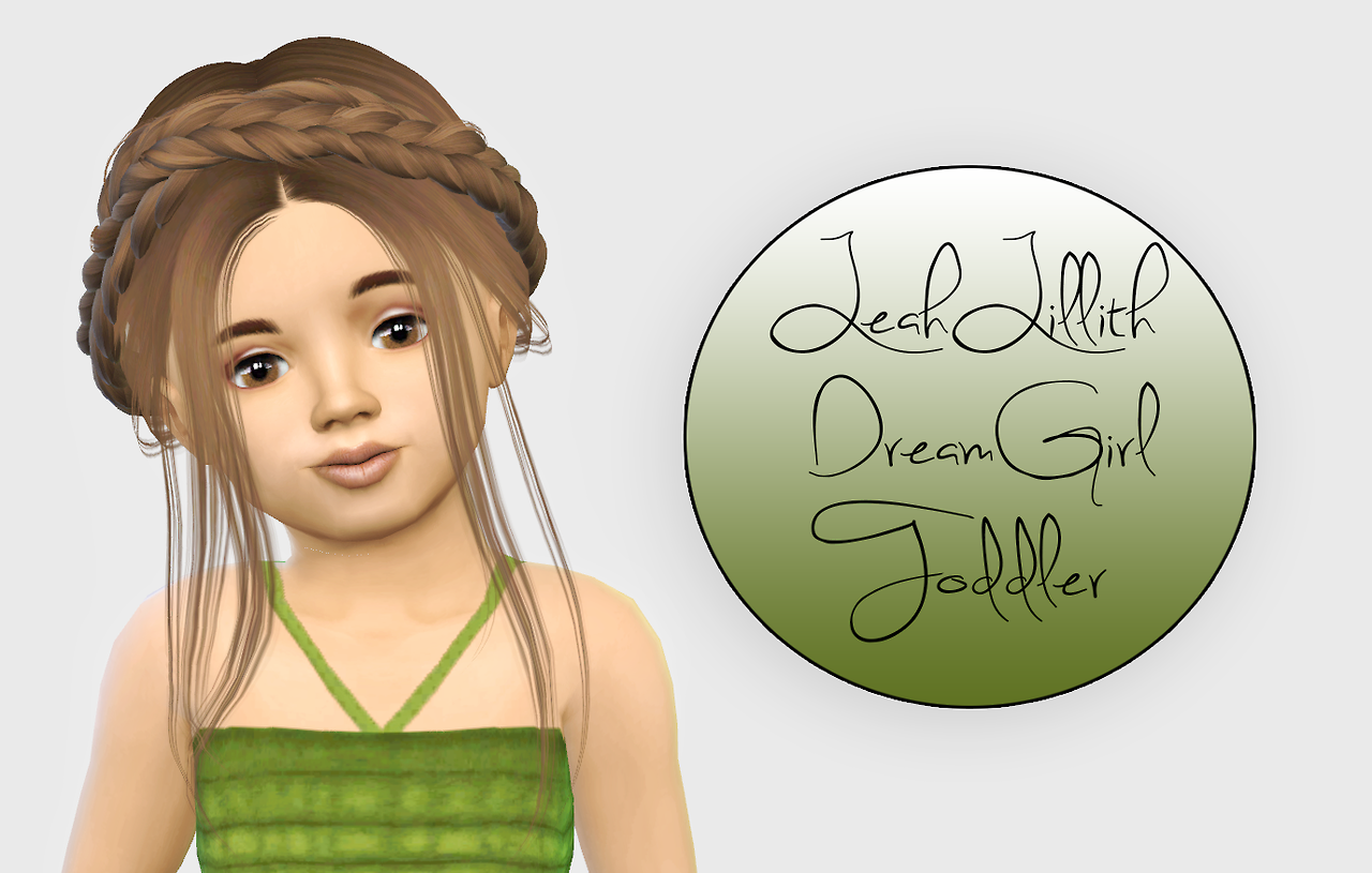 LeahLillith Dream Girl - Toddler Version by Fabienne