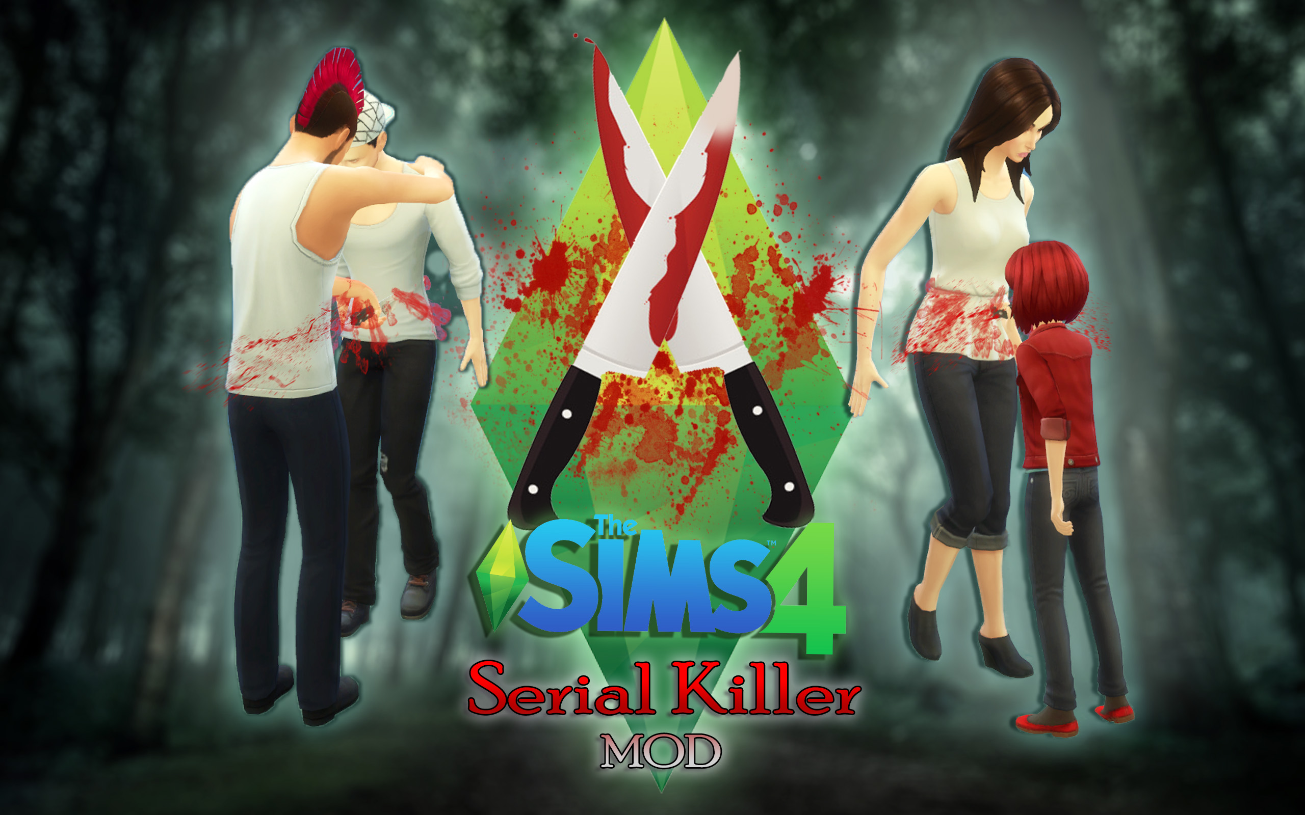 The Sims 4 Serial Killer MOD