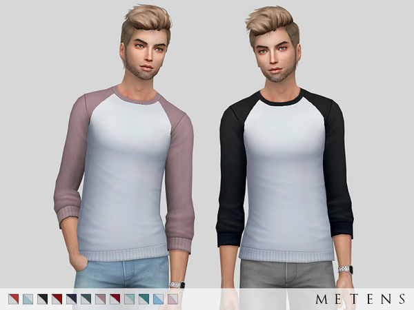 Hollister Sweater by Metens