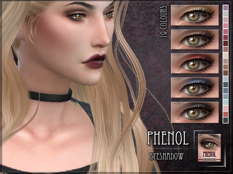 Phenol Eyeshadow by RemusSirion