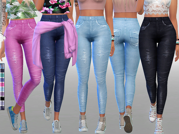 City Life Jeans 010 by Pinkzombiecupcakes