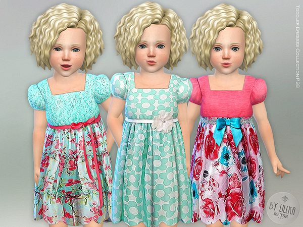 Toddler Dresses Collection P28 by lillka