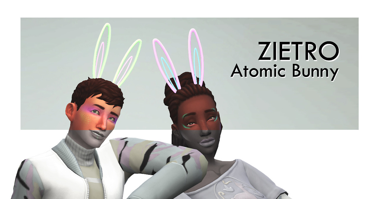 Atomic Bunny by zietro