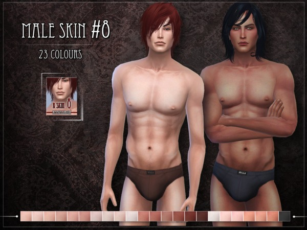 R skin 8 - MALE - SET by RemusSirion
