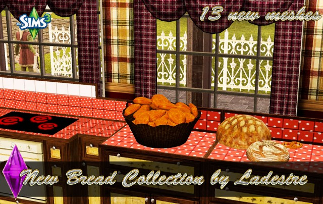 New Bread Collection by Ladesire
