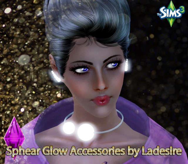 Sphere Glow Accessories Set by Ladesire
