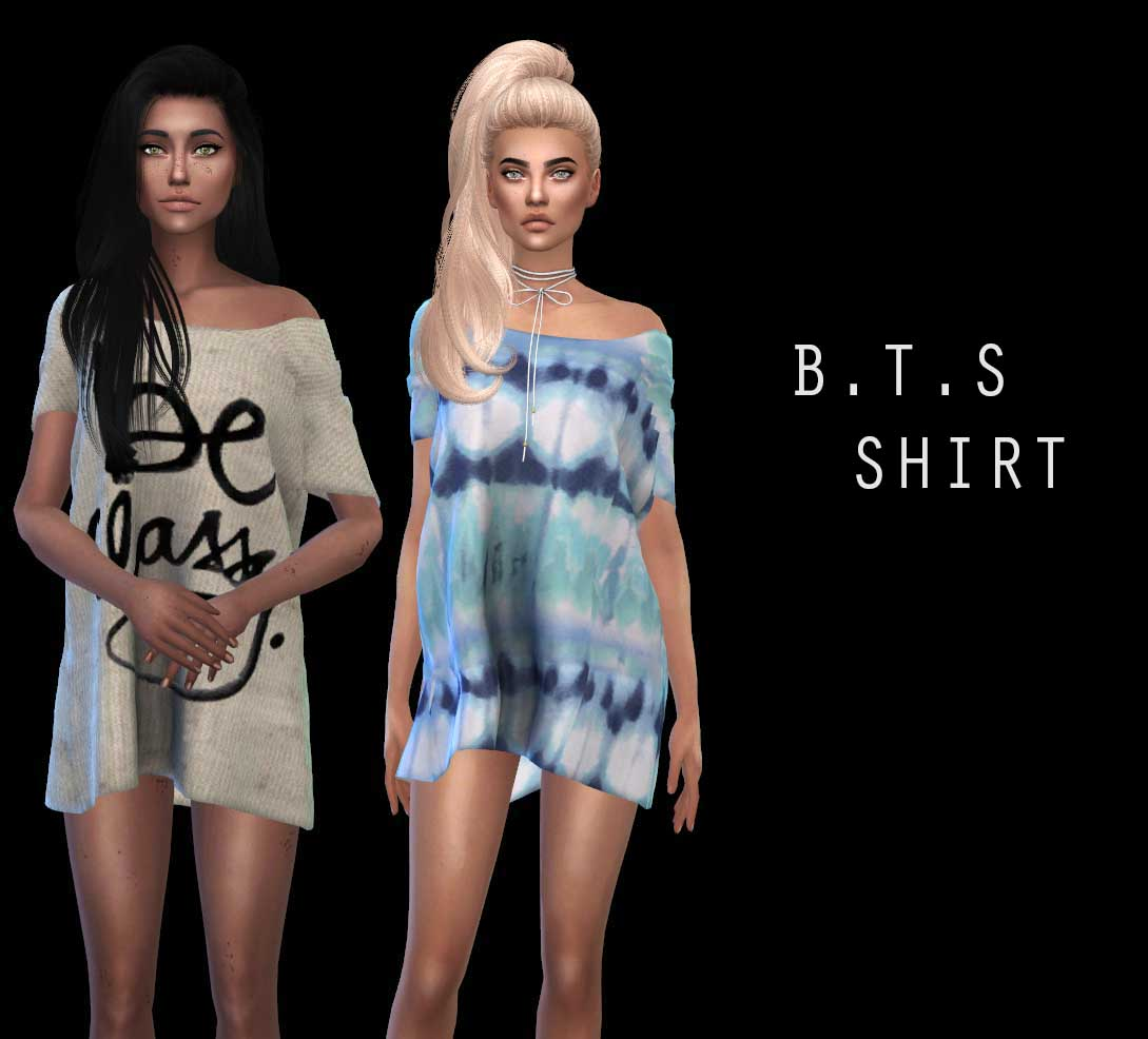 BTS Shirt by Leo Sims