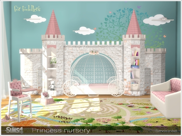 Princess Nursery by Severinka