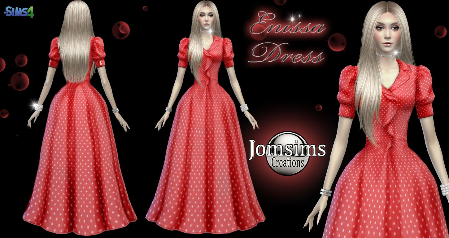 Enissa dress by JomSims