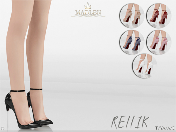 Madlen Rellik Shoes by MJ95