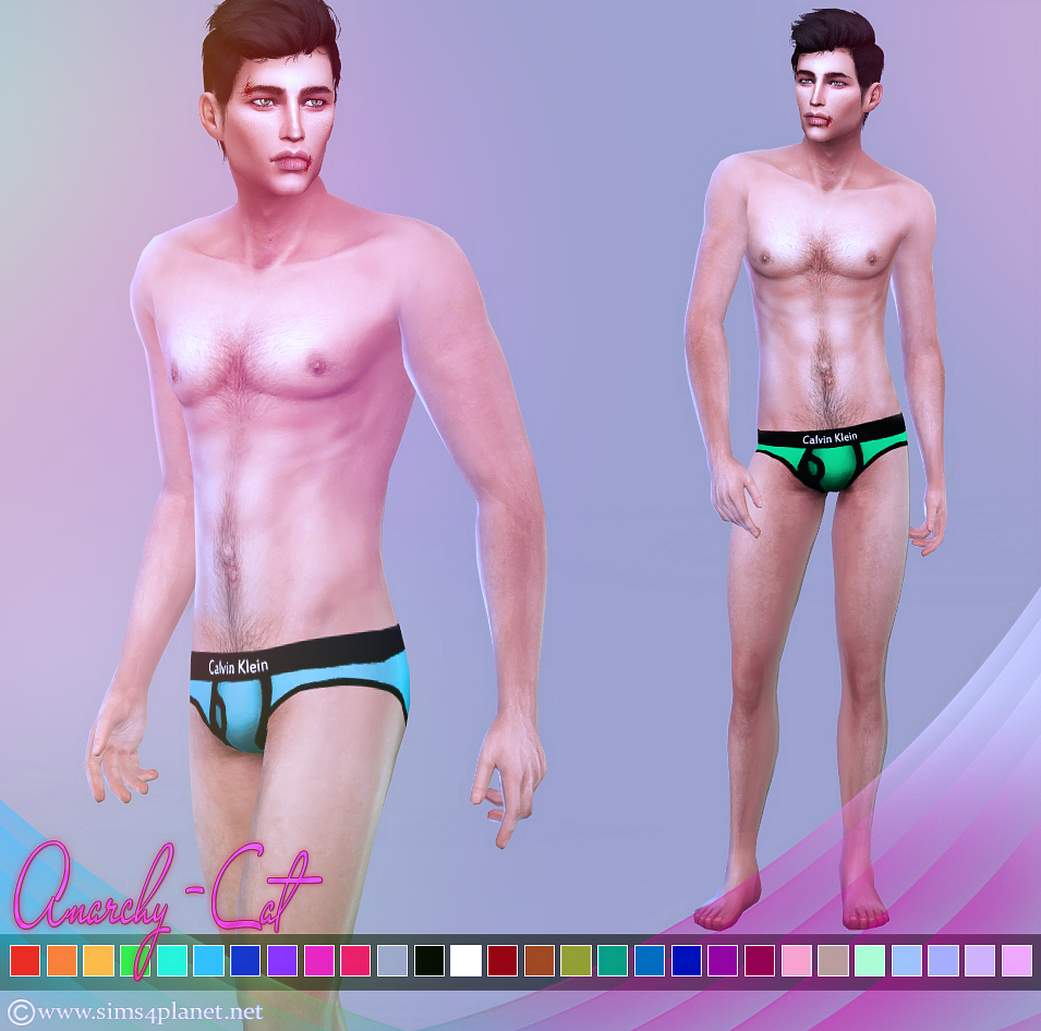 Calvin Klein Underwear for Males by Anarchy-Cat