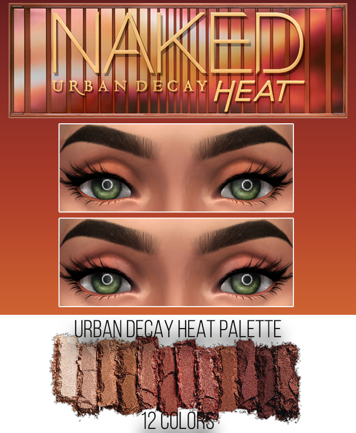 URBAN DECAY HEAY PALETTE by fifthscreations