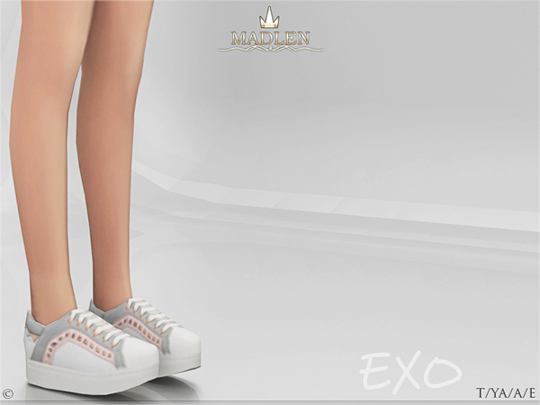 Madlen Exo Shoes by MJ95