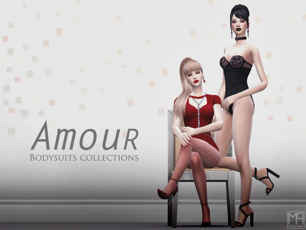 manueaPinny - Amour collections by nueajaa