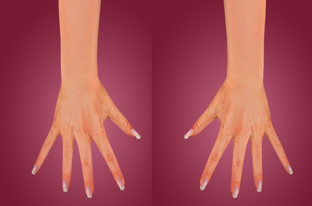 Realistic Nails by GramSims