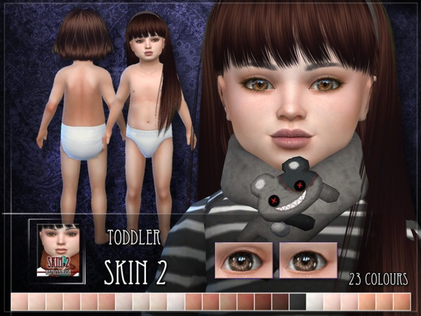 Toddler Skin 2 - SET by RemusSirion