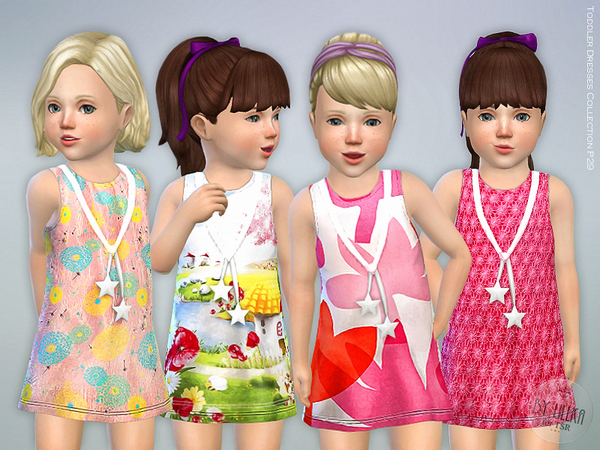 Toddler Dresses Collection P29 by lillka