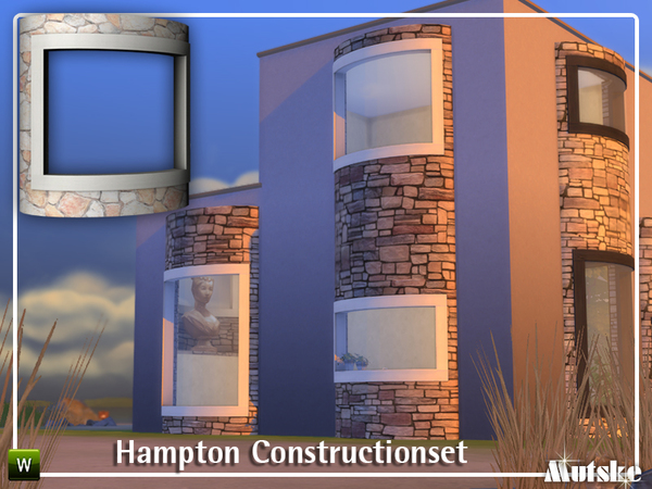 Hampton Constructionset by mutske