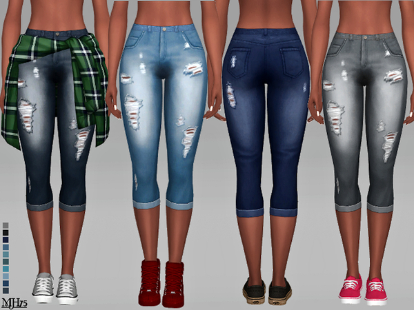 S4 Evi Jeans by Margeh-75