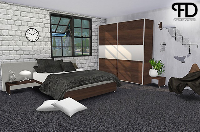 Florence Bedroom by ForeverDesigns