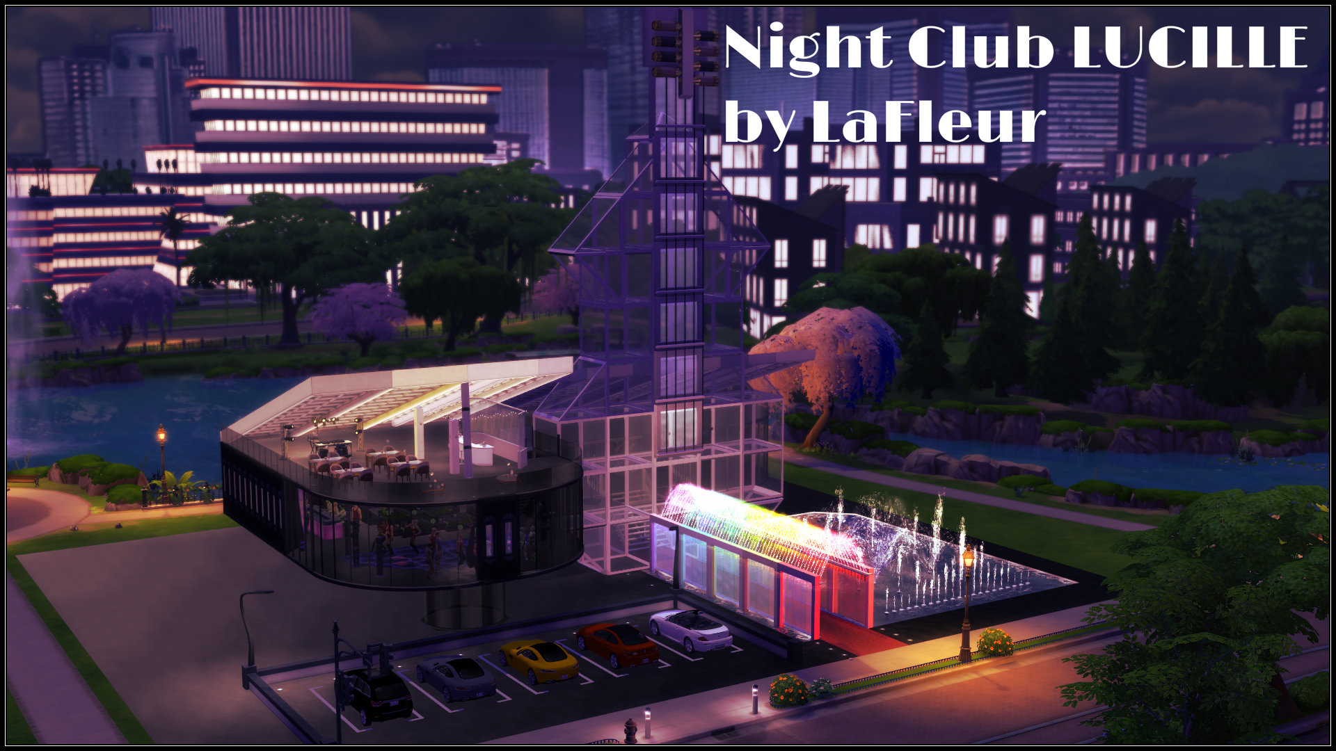 Night Club LUCILLE by Lafleur