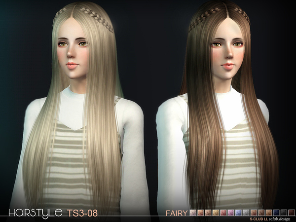 S-Club TS3 Hair Fairy N8