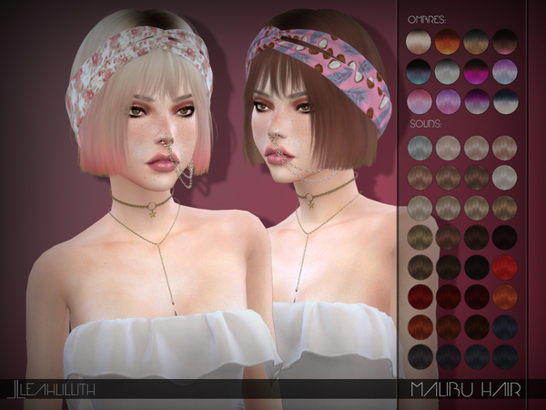 LeahLillith Malibu Hair by Leah Lillith