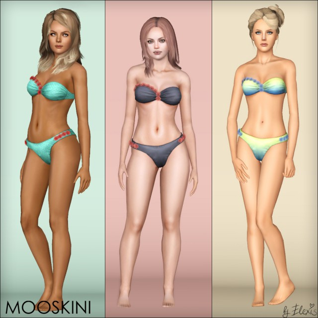 """""""Mooskini"""" - Swimsuit for Females (Young Adult & Adult) by Elexis"""