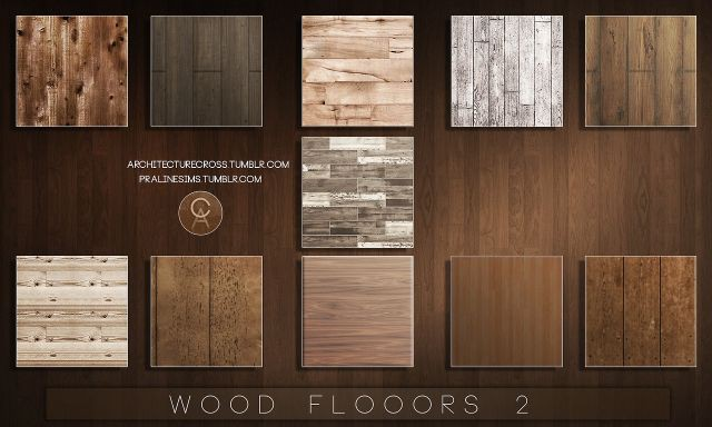 Wood Floors 2 от Pralinesims