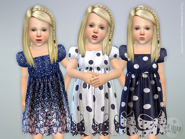 Toddler Dresses Collection P30 by lillka