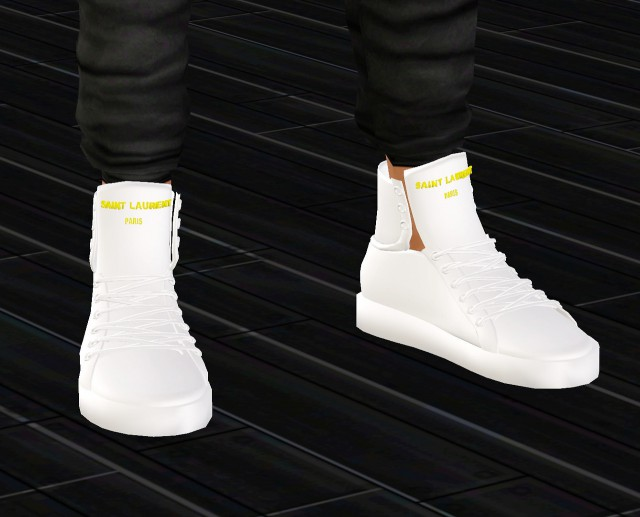 YSL Sneaker Conversion by ThePopUpShop